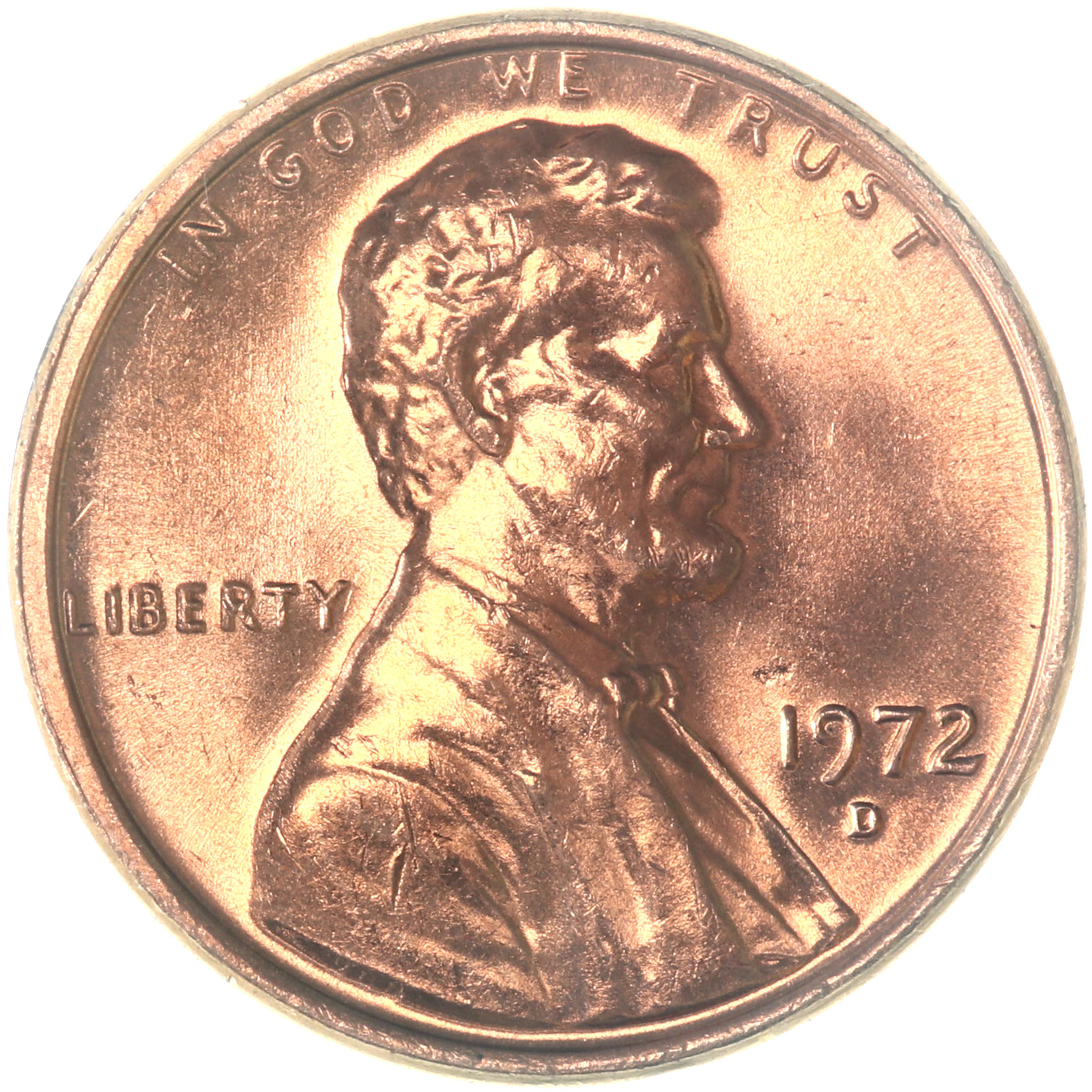 1990 P /& D Lincoln Cents Choice//Gem Bu from mint sets
